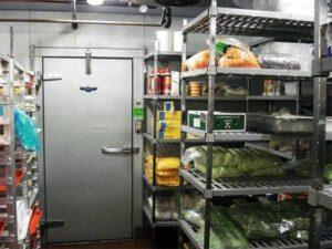 Organizar nevera restaurante